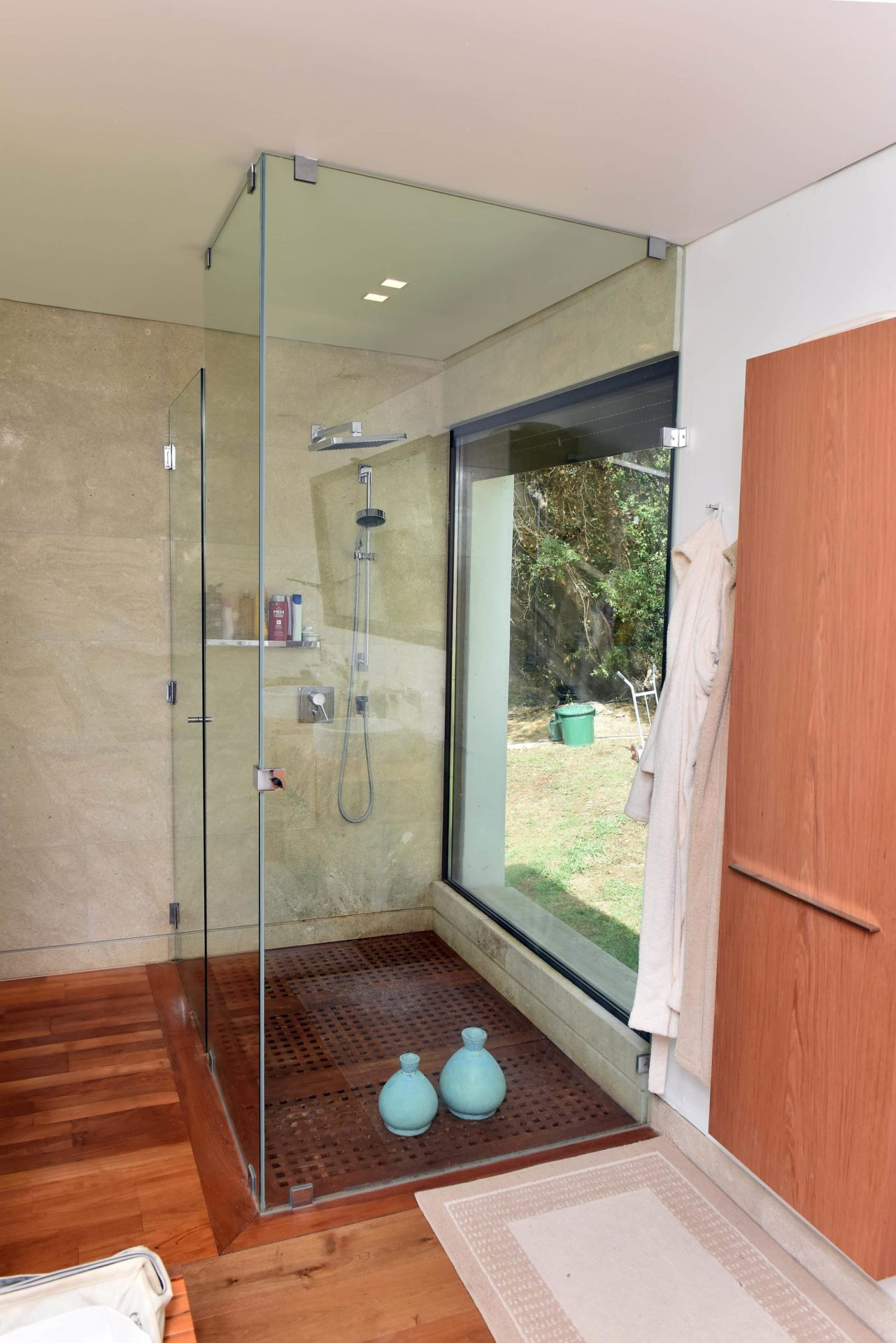 Paroi de douche sur mesure catalver