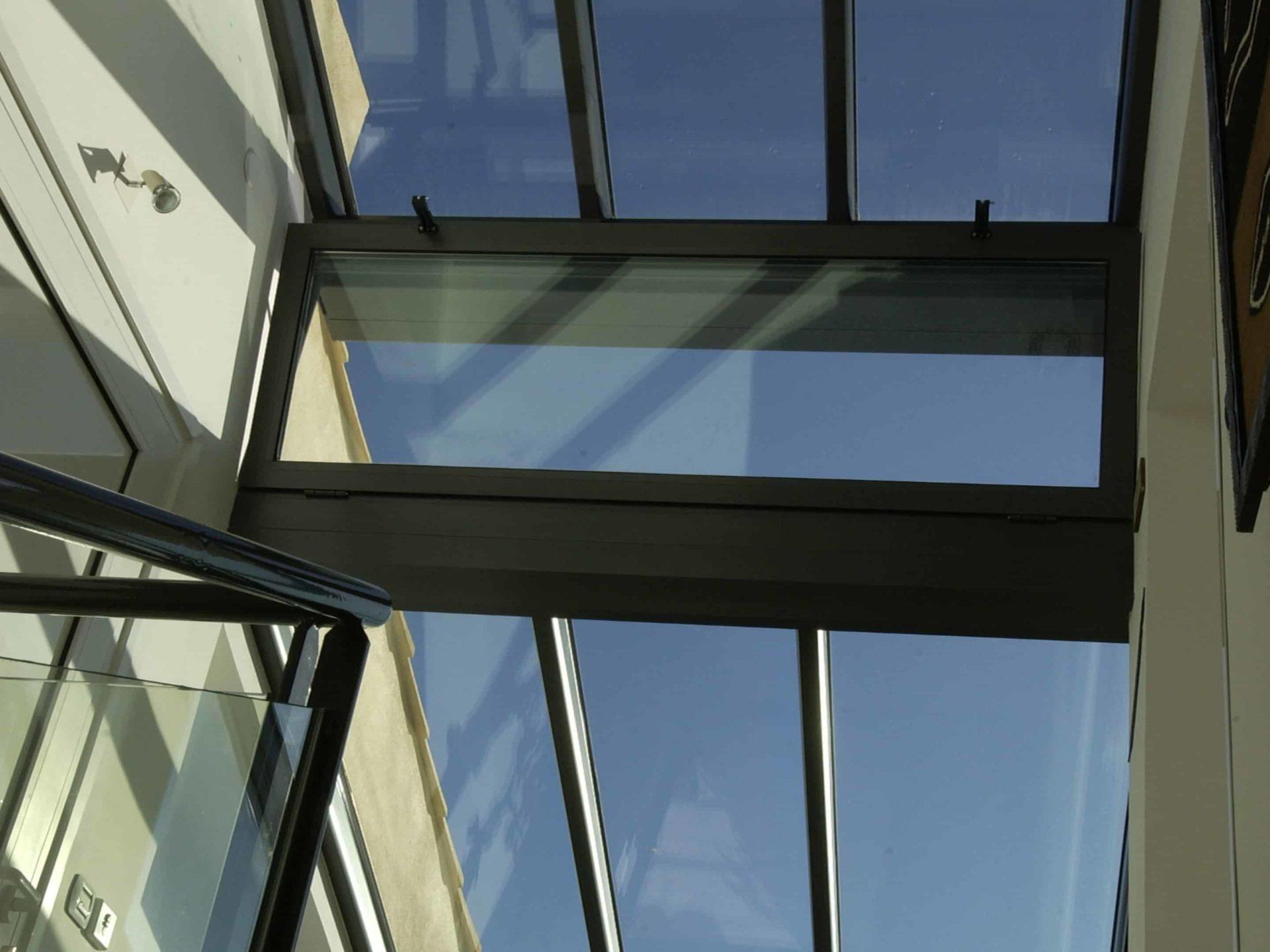Veranda en aluminium realisé sur mesure