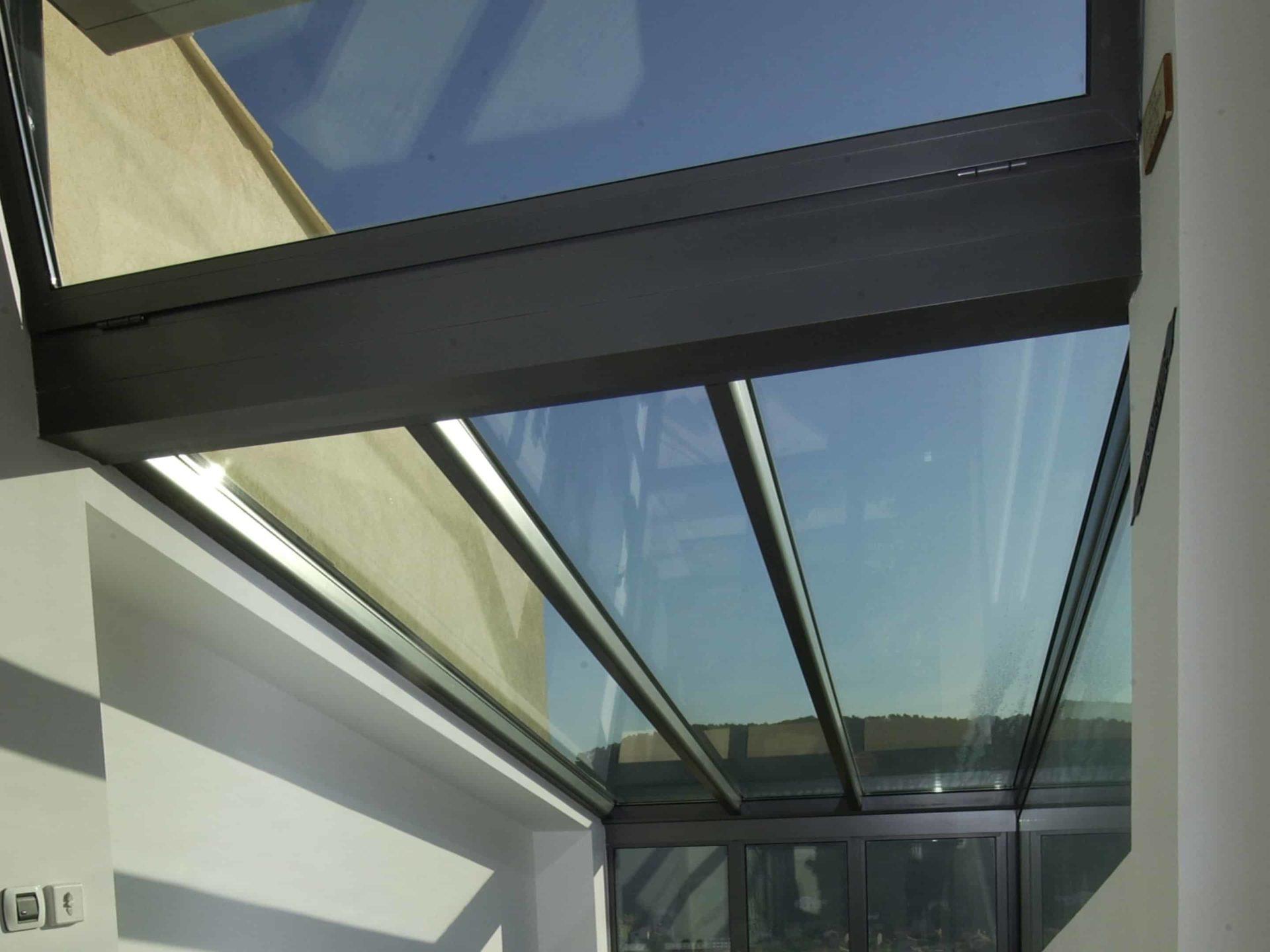Veranda en aluminium realisation sur mesure par catalver